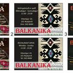 визитка - Балканика