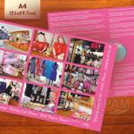 Флаер R&M Boutique
