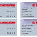 визитка - NS Inisess
