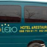 рекламен етикет на автомобил - Solero