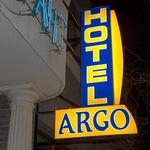 табела на хотел Argo