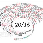 Джобен календар №1 за 2016