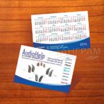 Джобен календар Слухови апарати Audio Help
