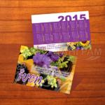 Джобен календар Iven Florist