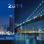 Дизайн на глави за календари на Генчев & Ко