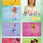Календар за Вашето дете