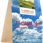 Пирамидка на агенция за недвижими имоти 1-estate