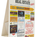Пирамидка на вестник Bulgarian Real Estate today