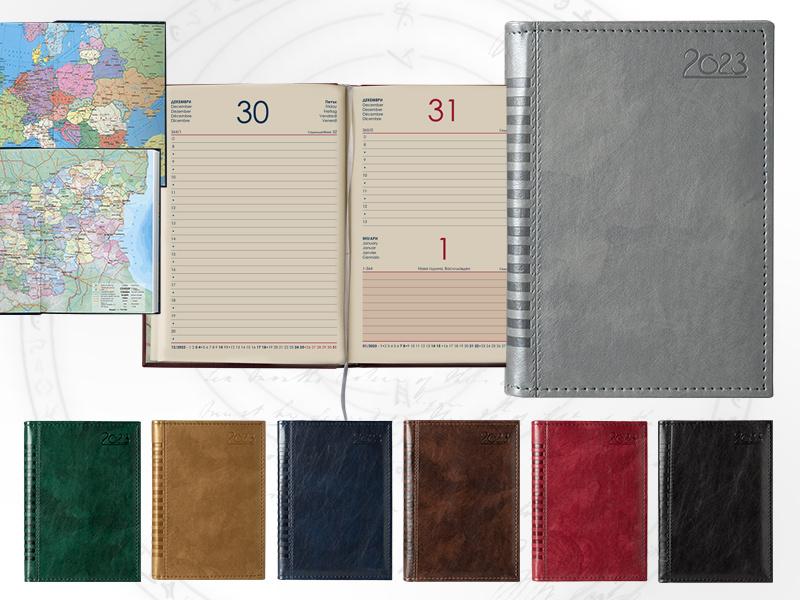 Календар бележник 6035 Мадера