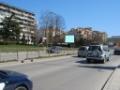 Билборд под наем позиция 12: Варна, бул. Вл. Варненчик посока център ляво, преди кръстовището с бул. Хр. Смирненски