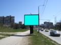 Билборд под наем позиция 19: Варна, бул.Сливница преди бул. Република посока Центъра