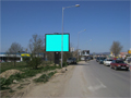 Билборд под наем позиция 20: Варна, бул. Цар Освободител срещу Техномаркет посока Летището