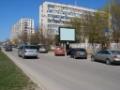 Билборд под наем позиция 27: Варна, бул. Цар Освободител - спирка Окръжна болница на входа на дискотека Час Пик