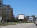 Билборд под наем позиция 29: Варна, бул. Васил Левски - след спирка Стадион Варна - в разделителната ивица