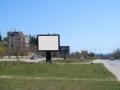 Билборд под наем позиция 30: Варна, бул. Васил Левски - след спирка Стадион Варна - в разделителната ивица