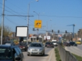 Билборд позиция под наем 36: Варна, бул. Сливница кръстовището преди Автогара