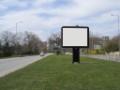 Билбордове под наем позиция 38: Варна, бул. Княз Борис преди Спортна зала в разд. ивица