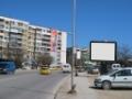 Билборд под наем позиия 43: Варна, кръстовището на стадион Спартак преди к-кс Мамбо