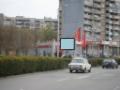 Билборд под наем,позиция 46: Варна, бул. Хр. Ботев преди бензиностанция Лукойл, посока Катедралата
