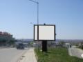Билборд под наем, позиция 53: Варна, ул. Западна обиколна, до входа на Метро
