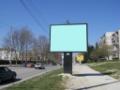 Билбордове под наем позиция 9: Варна, бул. Сливница преди бул. Република посока Мебелната палата