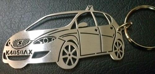 авто ключодържател seat