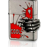 Бензинова запалкa TEAM PISTOL®  * Устойчива на вятър и вода * Размери: 57 x 38 x 13 mm * Нетно тегло: 69 g  * Гаранция: 2 години * Следгаранционно обслужване * Опаковка: стилна метална кутия   54.95 лв.