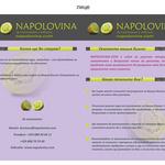 каталог - Napolovina