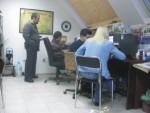 Работен процес в Танграм рекламна агенция Варна