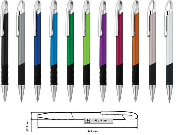 Пластмасови химикалки