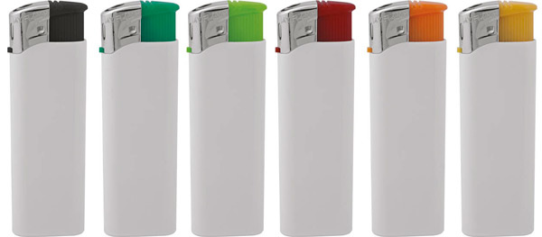 Пластмасови запалки различни цветове