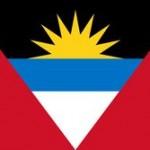 знаме Антигуа и Барбуда
