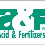Фирмено знаме Acid & Fertilizers