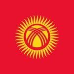 знаме Киргизстан