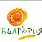 Знаме с логото на България