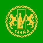 знаме Община Елена