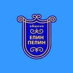 знаме Община Елин Пелин